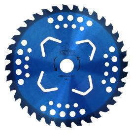 Нож для триммера 230 х 25,4 х 36 Blue, ЧЕГЛОК™ (50..