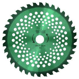 Нож для триммера 230 х 25,4 х 36 Green, ЧЕГЛОК™ (5..