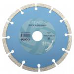 Диск алмазный сегмент 150х22,23 мм, LiteWerk (50)
