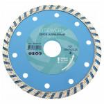 Диск алмазный турбо 125х22,23 мм, LiteWerk (50/100)
